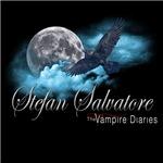 Stefan Salvatore The Vampire Diaries Raven Moon Bl