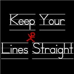Keep Your Lines Straight