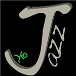 Jazz Dance Handwritten Gray