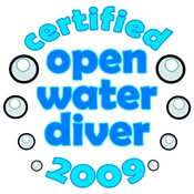 Certified OWD 2009