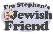 I'm Stephen's Jewish Friend