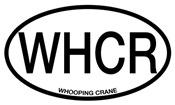 WHCR Whooping Crane Alpha Code