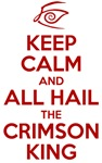 Keep Calm #1 (Crimson King)
