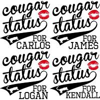 Cougar Status for BTR