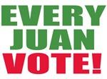 Every Juan Vote