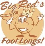 Big Red's Foot Longs