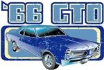 Vintage T-Shirts - Pontiac GTO T-Shirts & Gifts