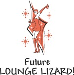 Unique Baby Gifts - Future Lounge Lizard