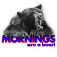 Mornings are a Bear