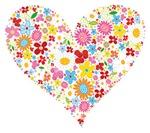 Love, Hearts & Flowers