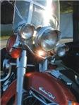 H3135 Motorcycle Watercolor