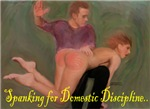 Spanking for Domestic Discipline