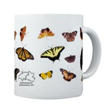 Lots of Butterflies! (small and large mug)