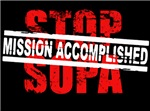 Stop Sopa - Mission Accomplished