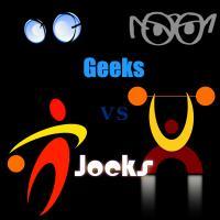 Geeks vs. Jocks