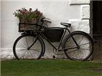 Bike against a Wall