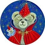 Wizzard teddy bear
