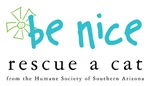 Be Nice- rescue a cat