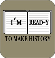 Read-y to make history
