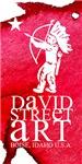 David Street Art ~ Star