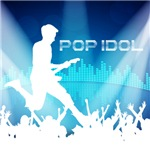 Pop Idol Equalizer Background