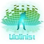 Music Volume Violinist