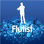 Music Melody Flutist