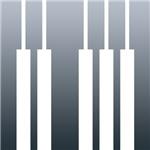Piano Symbol Icon
