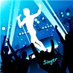 SInger Stage Spotlight