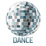 Disco Ball Dance Floor