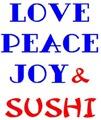 Love Peace Joy and