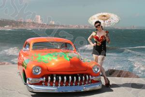 Orange Mercury & Pinup