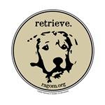 Retrieve. (Dog Face)