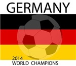 Germany World Soccer Champs 2014