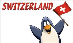 Switzerland Penguins