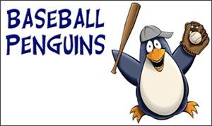 Baseball Penguins