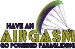 Powered Paragliding - Airgasm