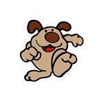 DOG STRUT