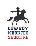 COWBOY MOUNTED SHOO...