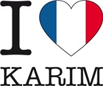 I LOVE KARIM