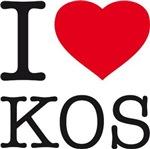I LOVE KOS