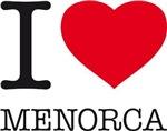I LOVE MENORCA