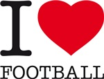 I LOVE FOOTBALL