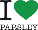 I LOVE PARSLEY