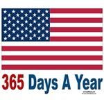 365 Days Flag