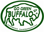GO GREEN BUFFALO