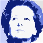 Margaret Thatcher - True Blue