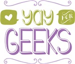 Yay for Geeks