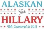 Alaskan for Hillary