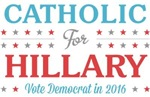 Catholic for Hillary
